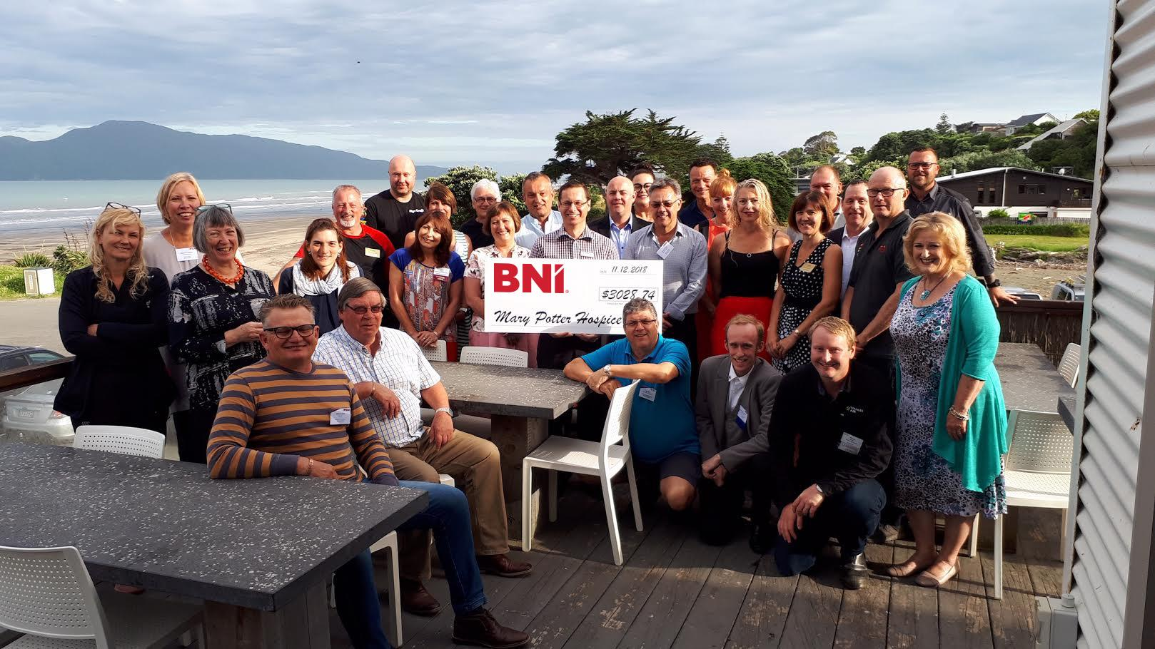 BNI, Business Networking, Referrals, New Zealand
